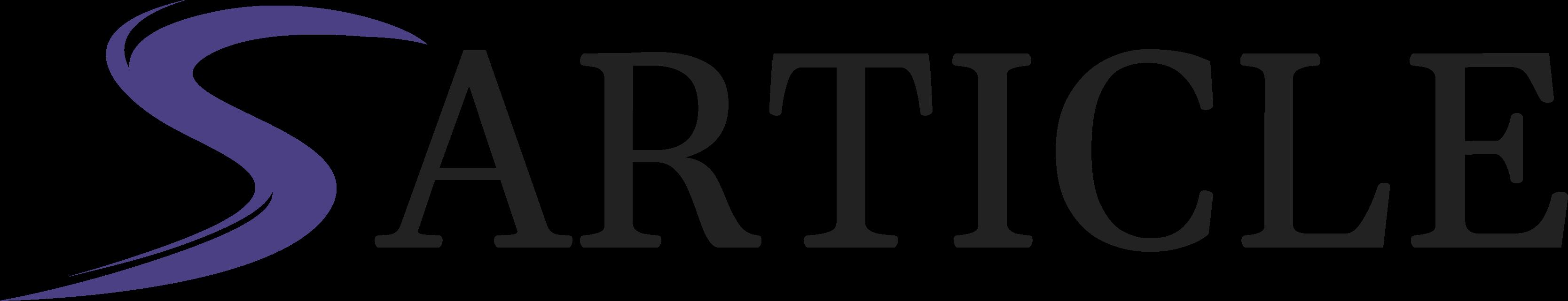 SArticle Logo